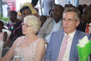 Ambassador w Ubudagi nawe yari yaje gushigikira Mutombola